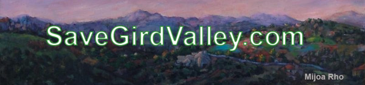 SaveGirdValley.com